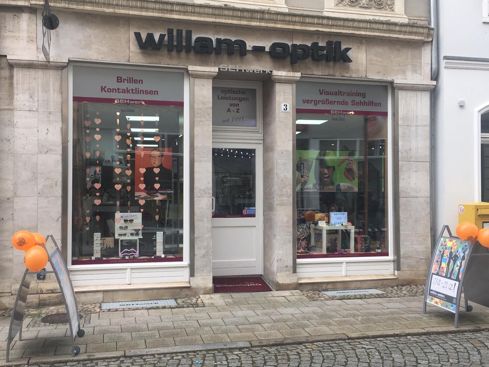 Willam Optik Perleberg